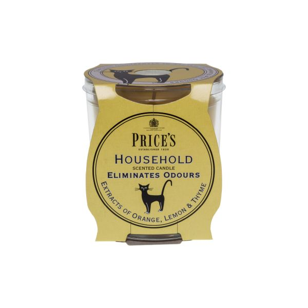 Price's Fresh Air Jar Candle - Household Pet