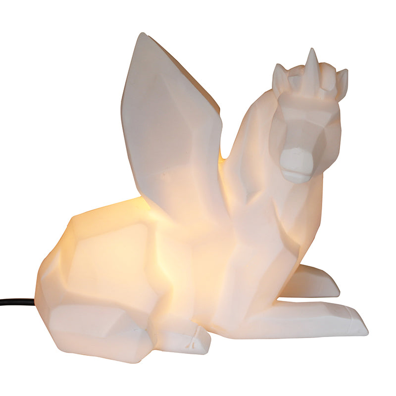 Colour Changing Unicorn Nightlight - Plug In
