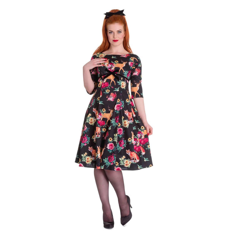 Hell Bunny Hermaline Dress