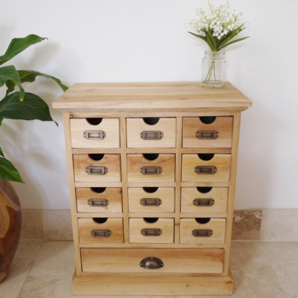 Small Drawer Cabinet