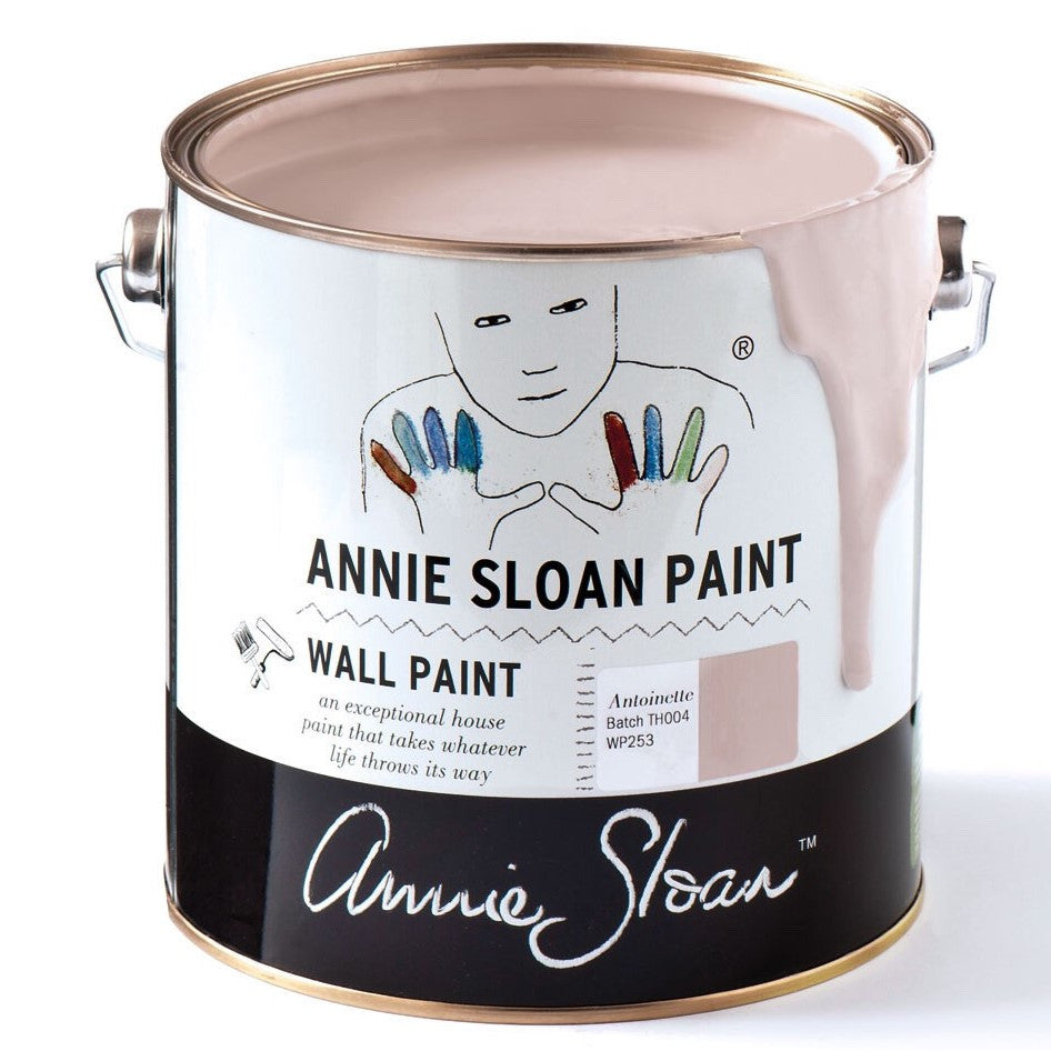 Annie Sloan Wall Paint - Antoinette