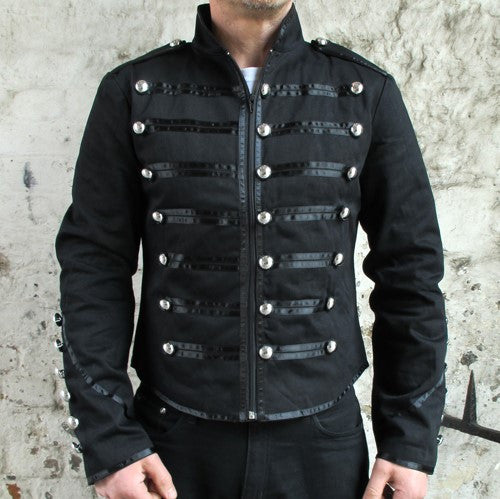 Mens Jawbreaker Black Parade Jacket