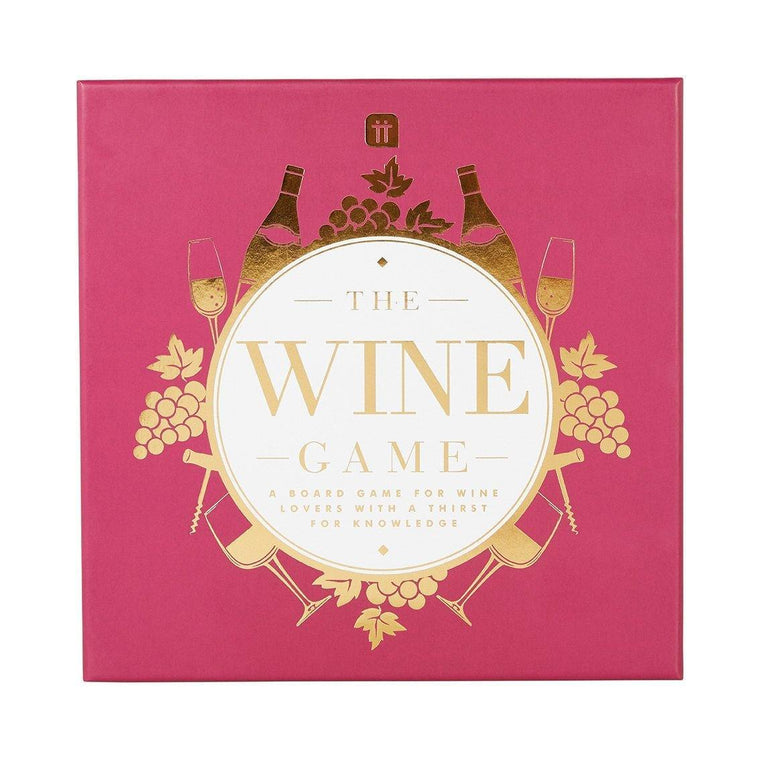 The Wine Board Game