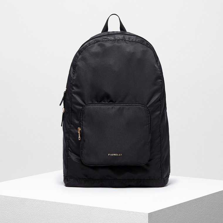 Swift Fold-Away Backpack - Black