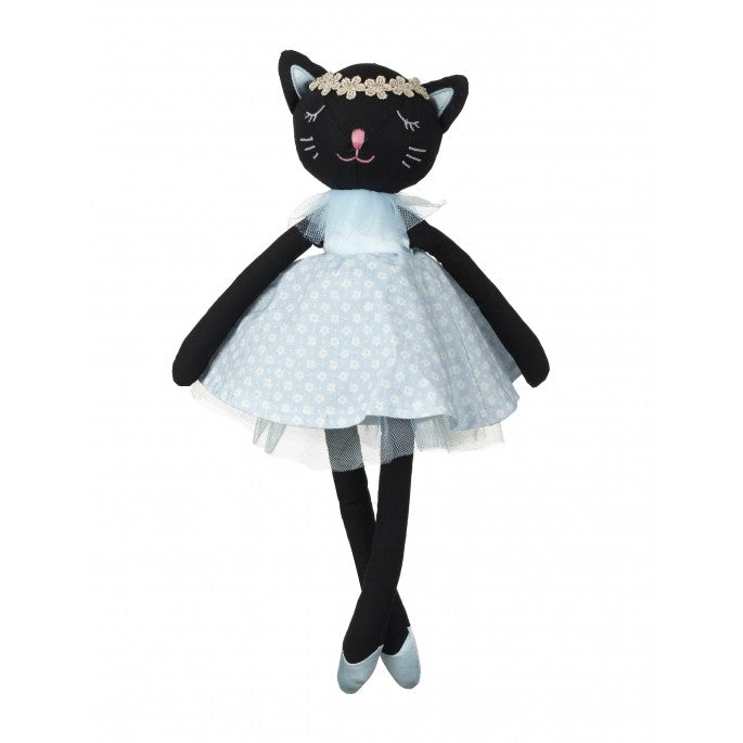 Black Cat Doll - Small