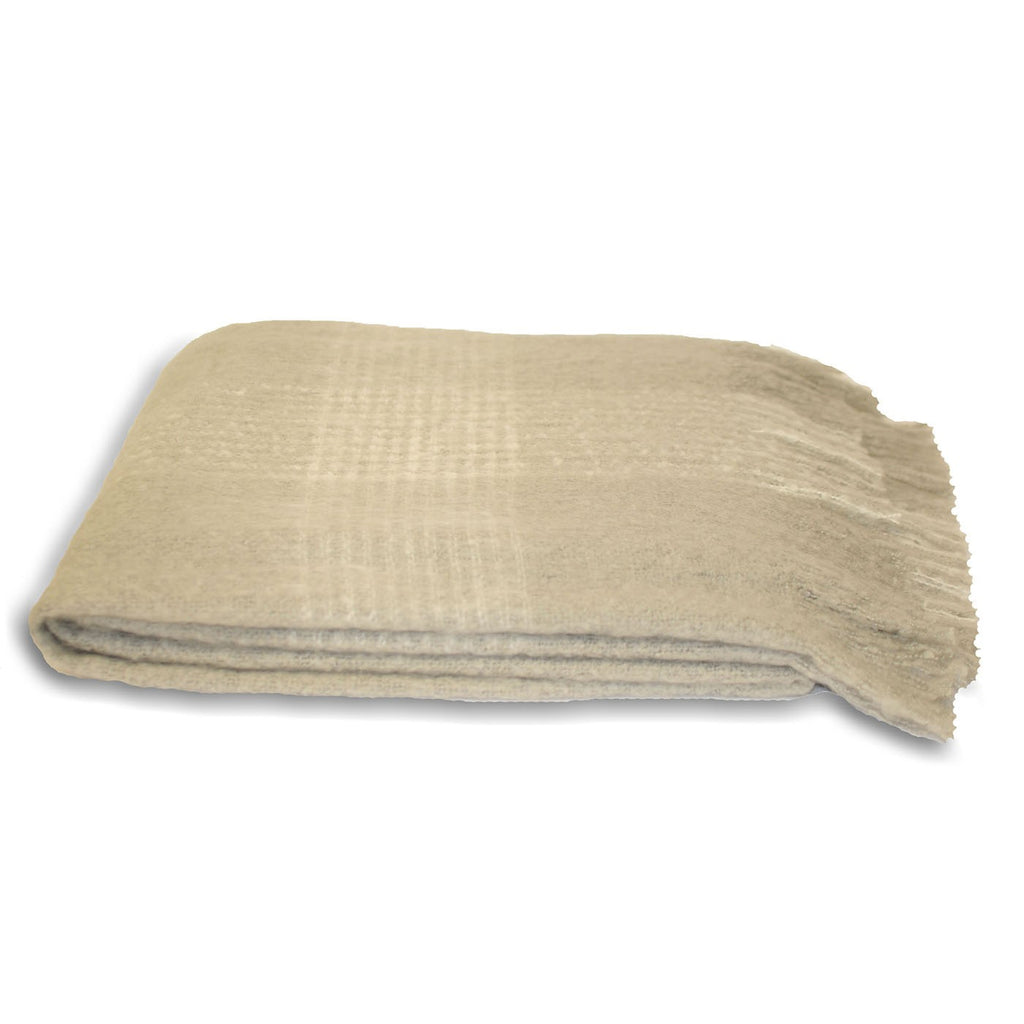 Cairngorm Throw - Taupe