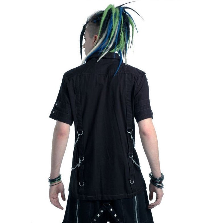 Dead Threads Short Sleeve Chain Shirt