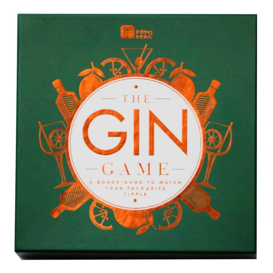 The Gin Board Game