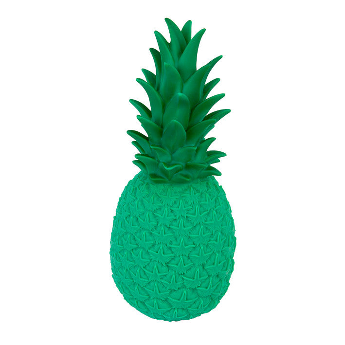 Goodnight Light Piña Colada Pineapple Lamp - Emerald Green