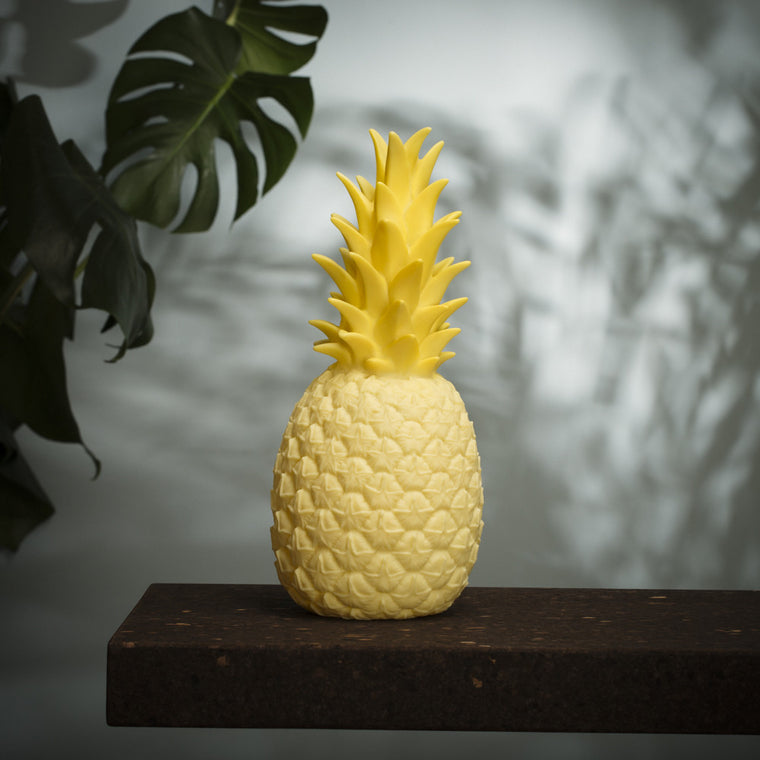 Goodnight Light Piña Colada Pineapple Lamp - Yellow