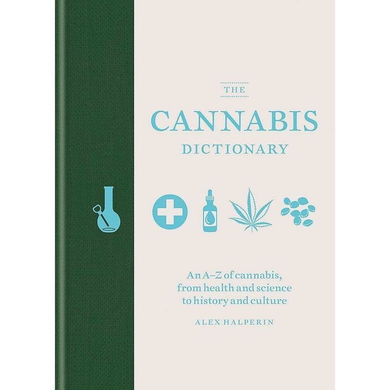The Cannabis Dictionary - New Book