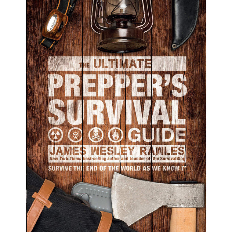 Ultimate Prepper's Survival Guide - New Book