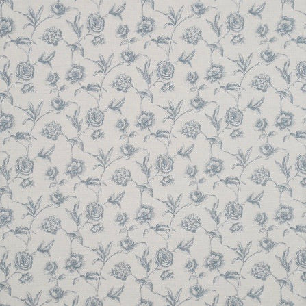 Annie Sloan Fabric Octavie in Blue