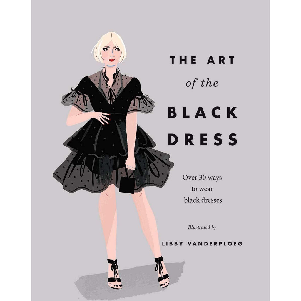 The Art Of The Black Dress - New Book