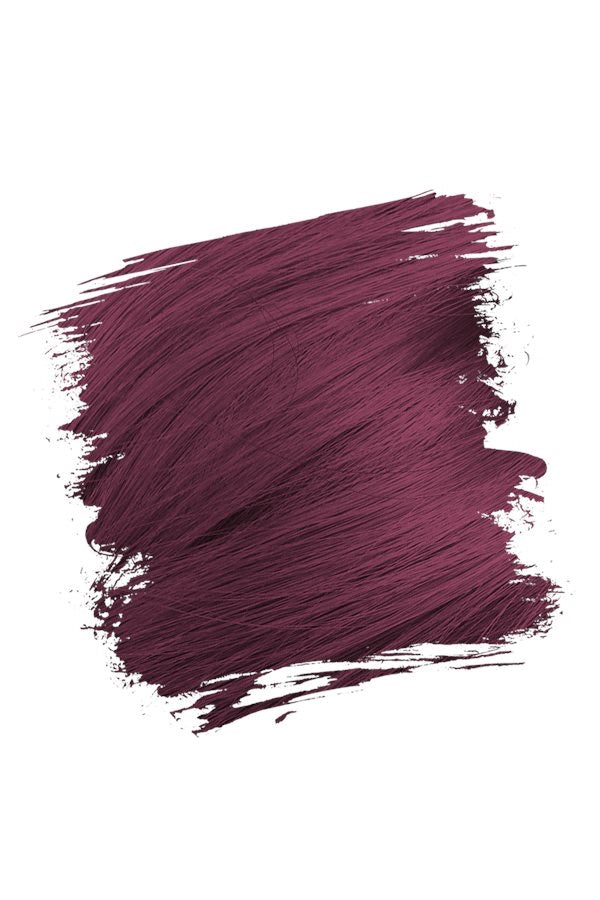 Crazy Color Semi-Permanent Hair Colour - Burgundy