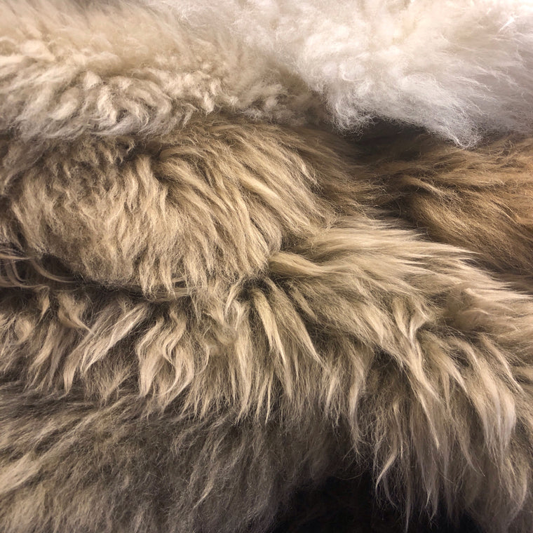 Genuine Large Premium Sheepskin