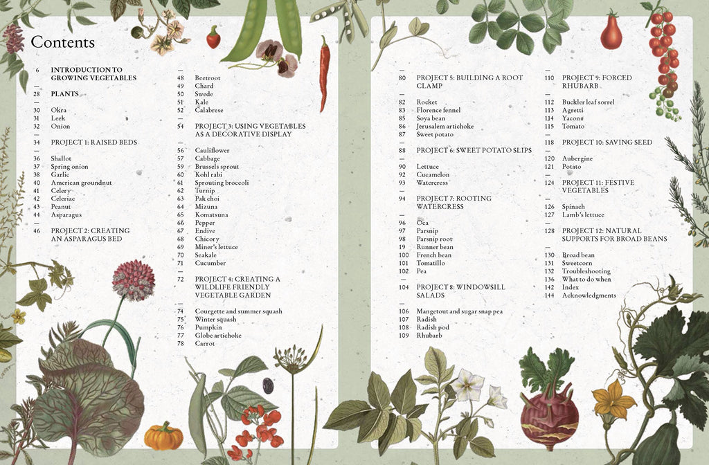 Kew Gardeners Guide To Growing Vegetables - New Book