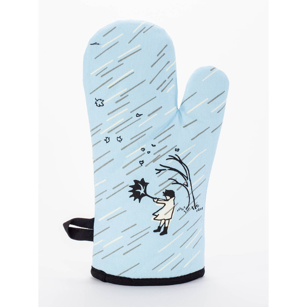 Blue Q Oven Mitt - Fuck This Shit