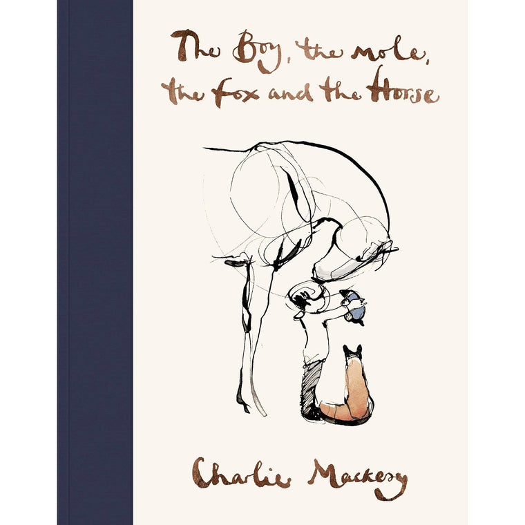 The Boy, The Mole, The Fox & The Horse - New Book
