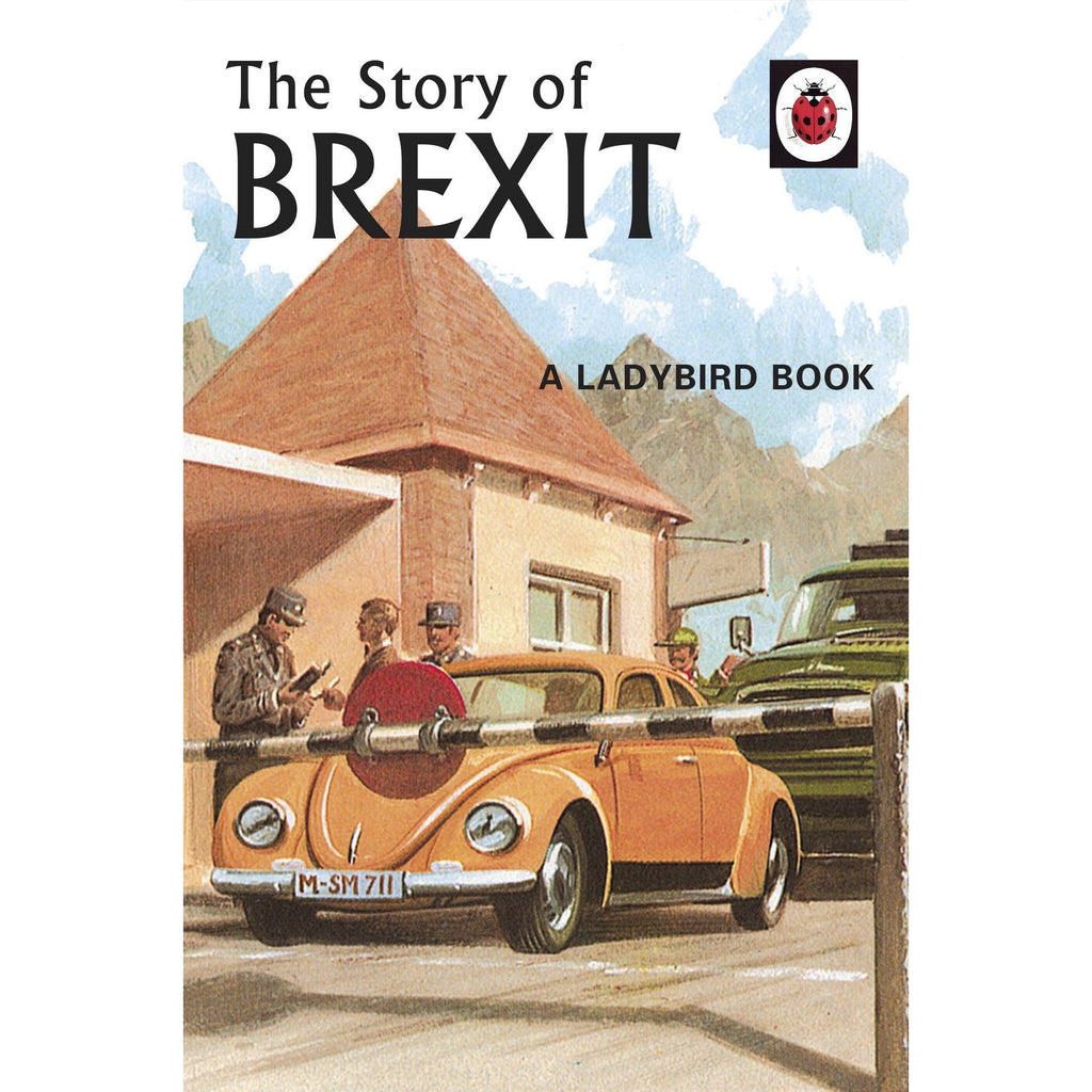 Story Of Brexit - New Book