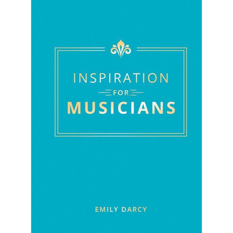 Inspiration for Musicians - New Book