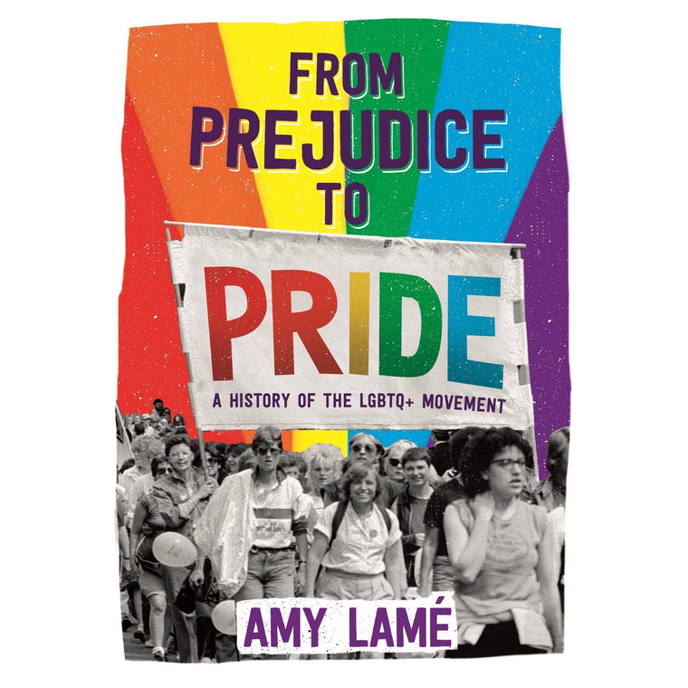 From Prejudice To Pride - New Book