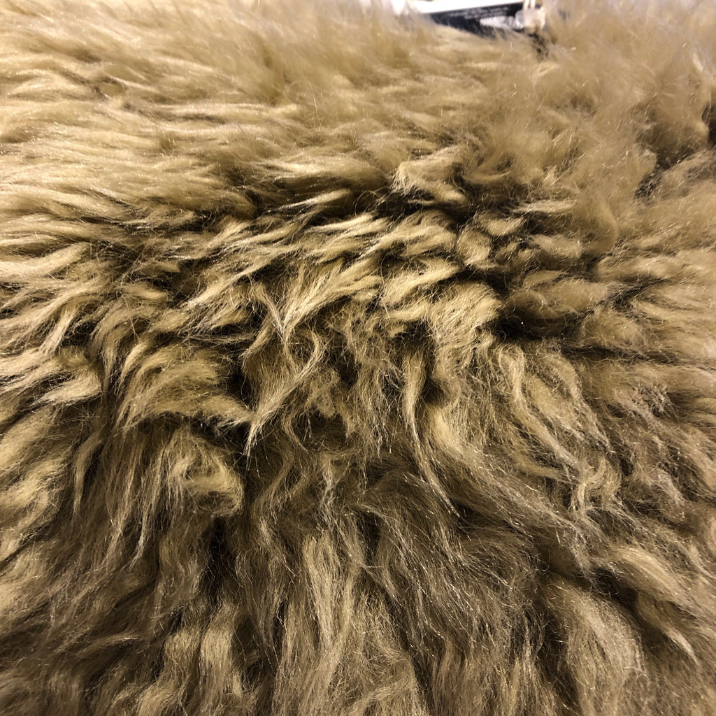Genuine Woolmark Sheepskin Rug Pile - 10 Colours