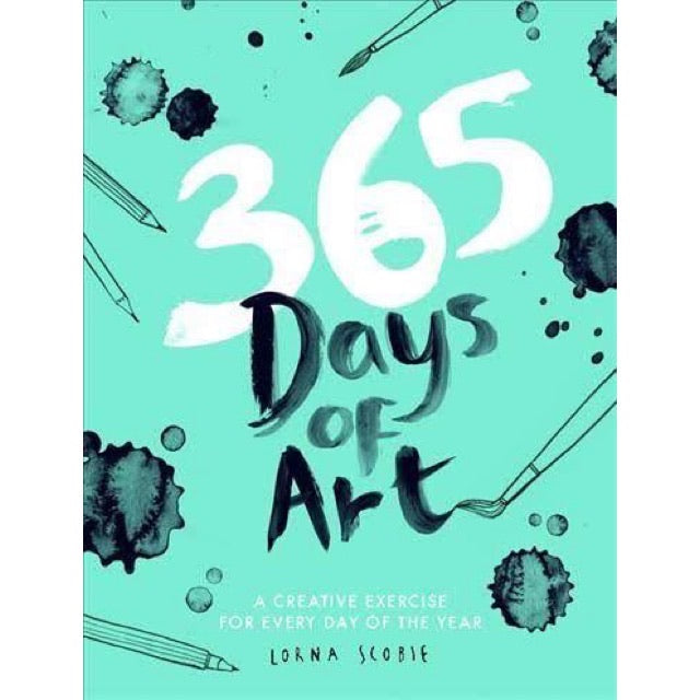 365 Days Of Art - New Book