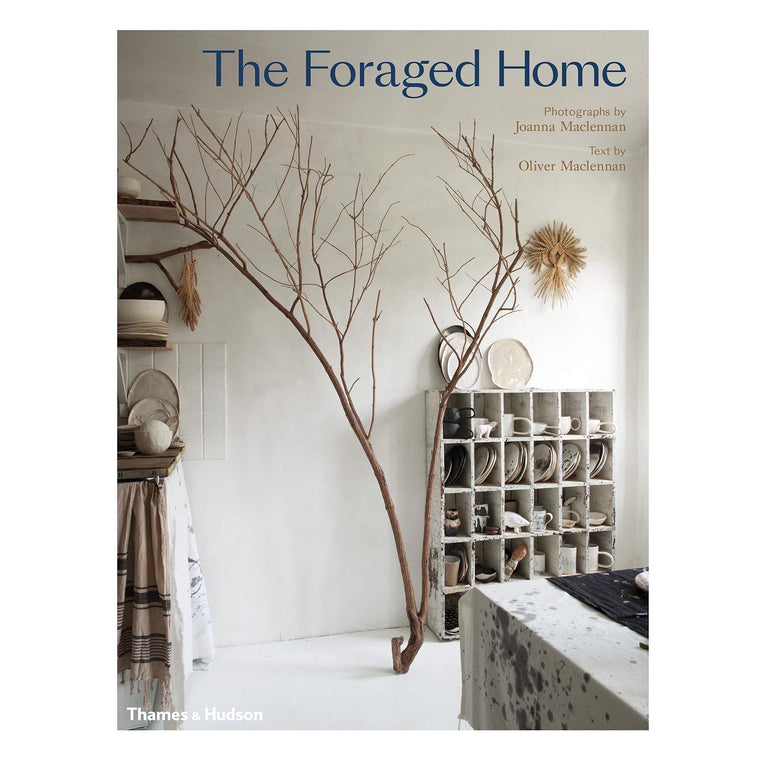 The Foraged Home - New Book