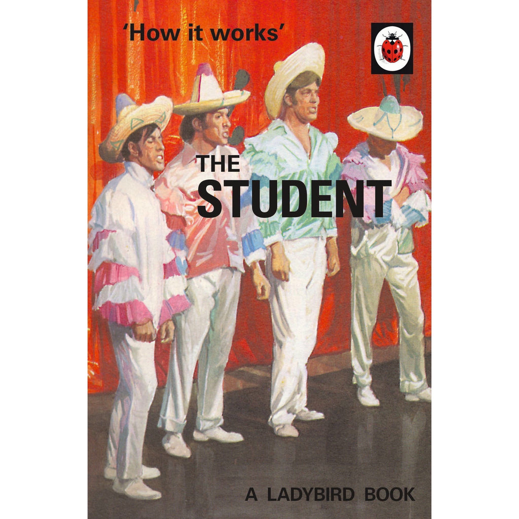 How It Works: The Student - New Book