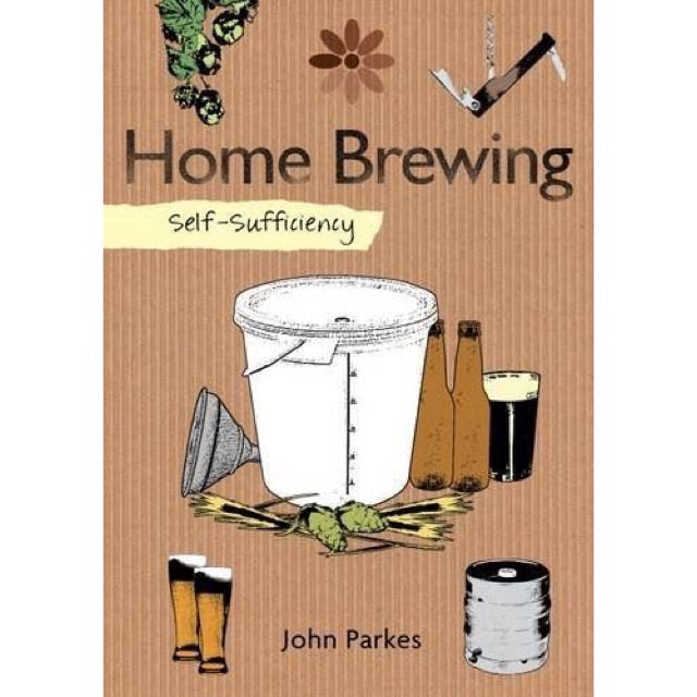 Home Brewing, Self Sufficiency - New Book