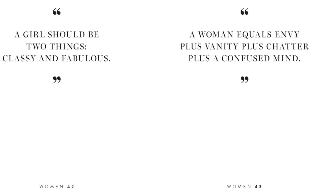 Pocket Coco Chanel Wisdom - New Book