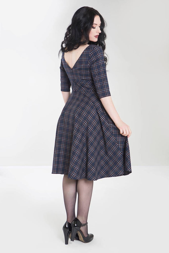 Hell Bunny Peebles 50's Dress