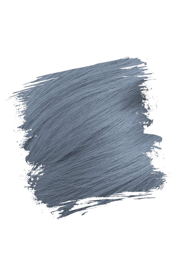 Crazy Color Semi-Permanent Hair Colour - Slate