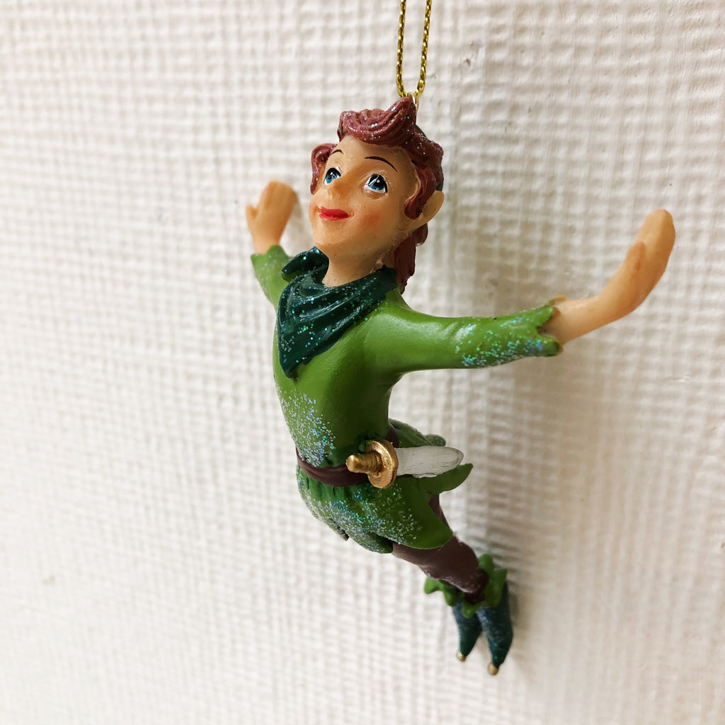 Peter Pan Theme Christmas Decorations - 5 Styles