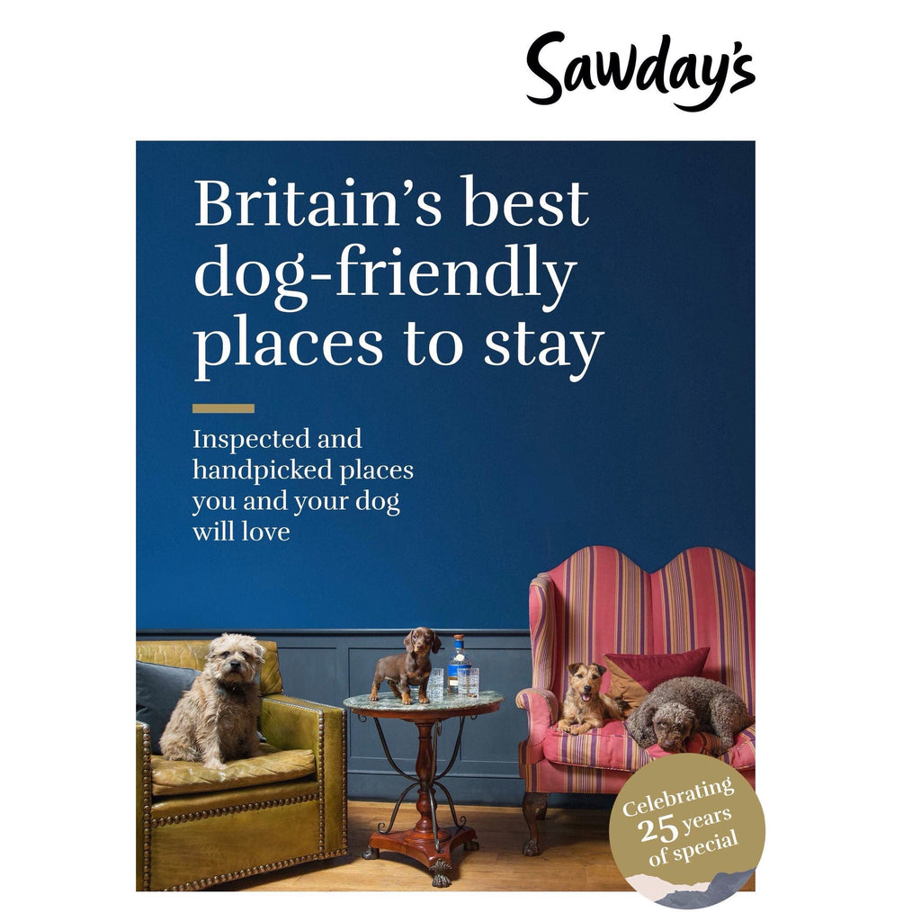 Britain's Best Dog Friendly Places To Stay - New Book