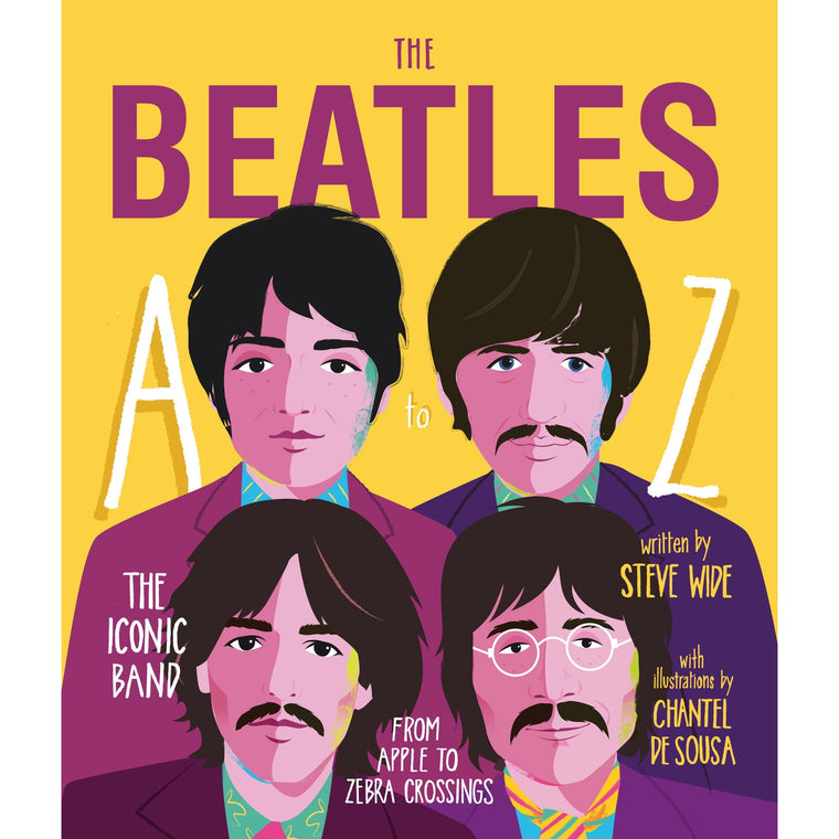The Beatles A To Z - New Book