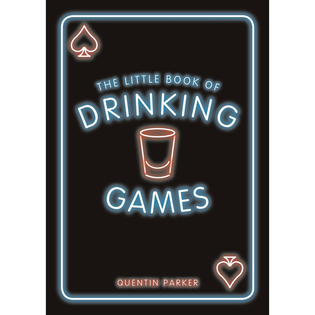 The Little Book Of Drinking Games - New Book
