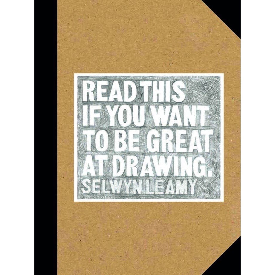 Read This If you Want to Be Great At Drawing - New Book