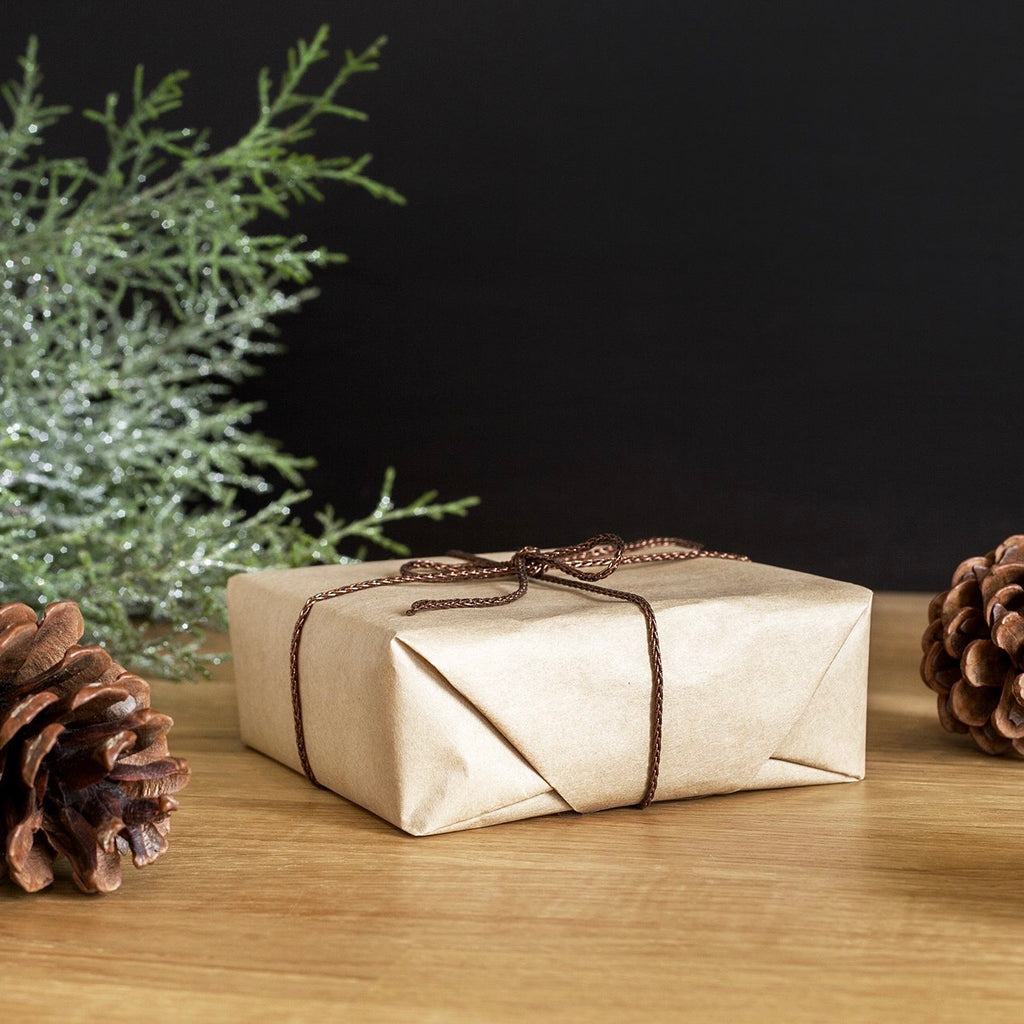 Brown Kraft Wrapping Paper Roll