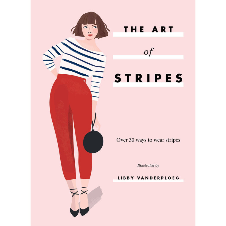 The Art Of Stripes - New Book