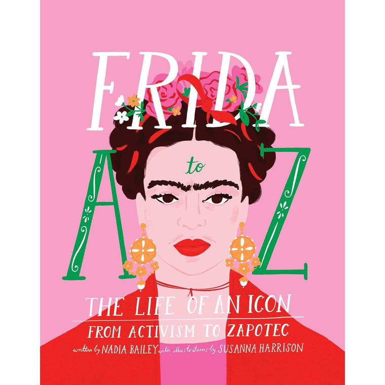 Frida A To Z - New Book