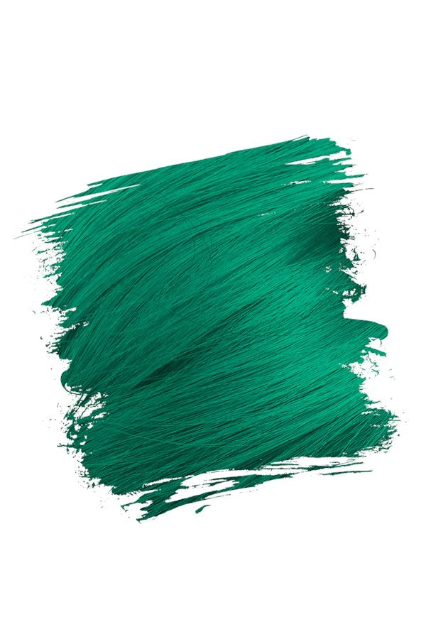 Crazy Color Semi-Permanent Hair Colour - Emerald Green