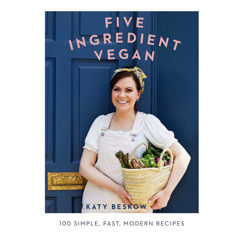 Five Ingredient Vegan - New Book
