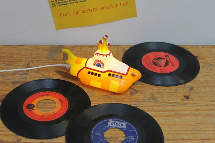 Mini LED Lamp The Beatles Yellow Submarine