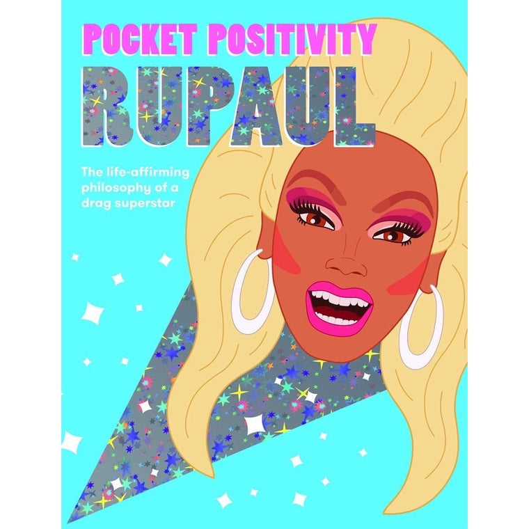 Pocket Positivity: Rupaul New Book