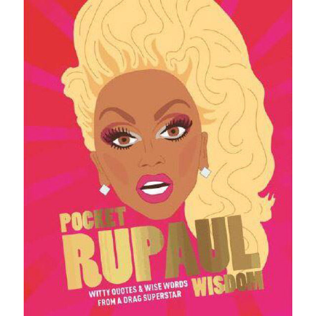 Pocket Rupaul Wisdom - New Book