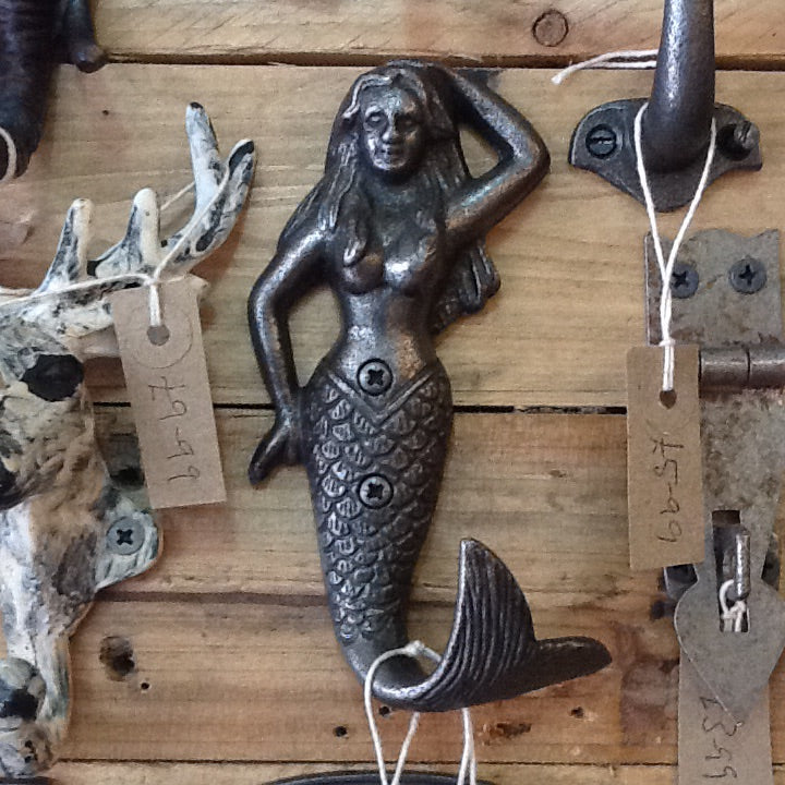 Mermaid Coat Hook