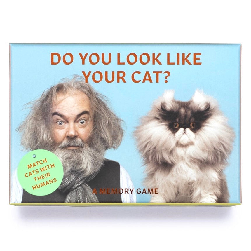 Do You Look Like Your Cat? - Matching Game