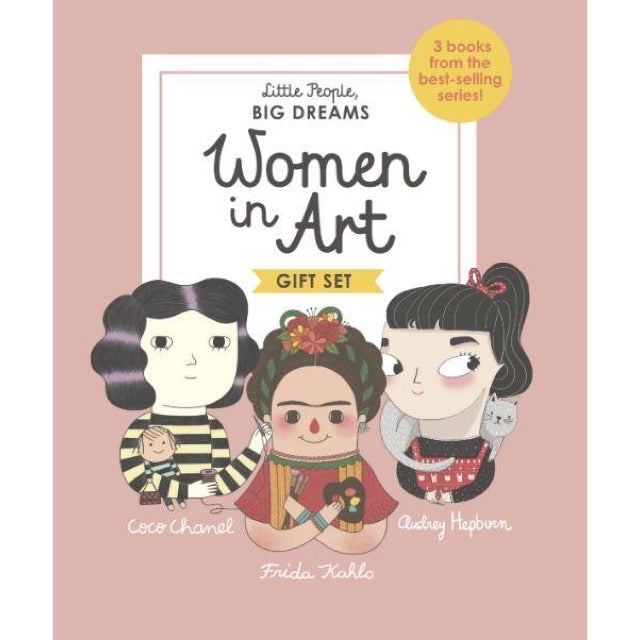 Women In Art - New Book Gift Set